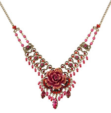 A Gorgeous Necklace By Michal Negrin Classic Collection - Multi Color