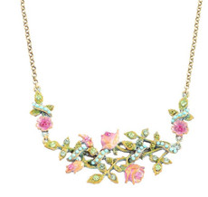 A Lovely Budapest Necklace From The Michal Negrin Classic Collection
