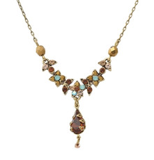 A Beautiful Necklace From The Michal Negrin Classic Collection - 100-130790-011 - Multi Color