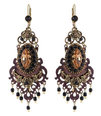 Gorgeous Earrings From The Michal Negrin Classic Collection