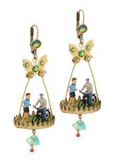Michal Negrin Classic Earrings Hook