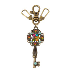 A Gorgeous Keychain From The Michal Negrin Classic Collection