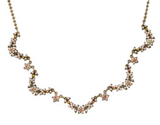 Michal Negrin Jewelry Stars Necklace