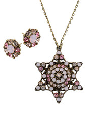 A Special Stars Of David Set From The Michal Negrin Classic Collection