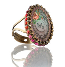 A Lovely Ring From The Michal Negrin Classic Collection