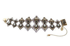 A Gorgeous Bracelet From The Michal Negrin Classic Collection