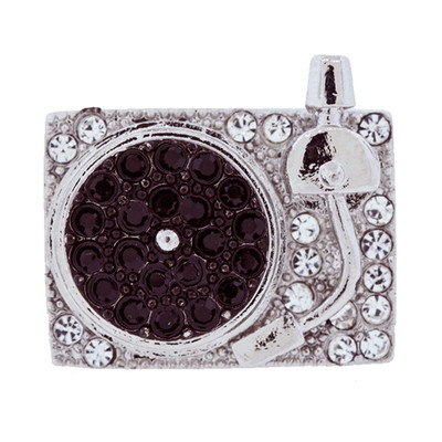 Hamilton Crawford Ring Turntable Ring Silver