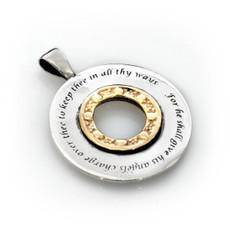 Moriah Kabbalah Protection Amulet