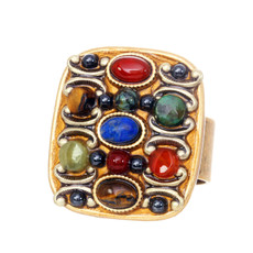 Michal Golan Jewelry Durango Square Ring