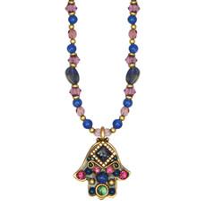 Michal Golan Jewelry Florence Small Hamsa Neckalce