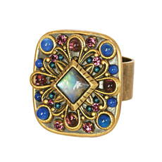 Michal Golan Jewelry Florence Square Ring