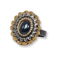Michal Golan Jewelry Metallica Small Oval Ring