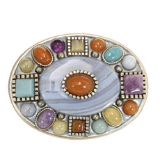 Michal Golan Brooch Tranquility
