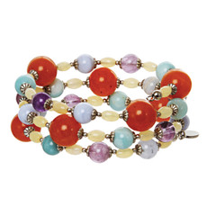 A Gorgeous Tranquility Bracelet From Michal Golan Jewelry
