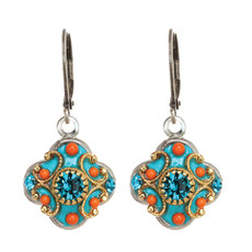 Special Coral Sea Earrings From Michal Golan Jewelry - S7657