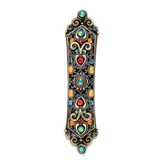Black Casing Mezuzah