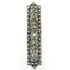 Michal Golan Mezuzah - Long Rectangle