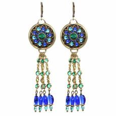 Michal Golan Jewelry Peacock Earring
