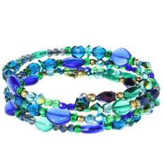 Michal Golan Jewelry Peacock Bracelet
