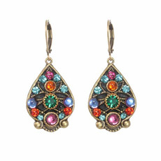 Michal Golan Israeli Prismatic Earrings