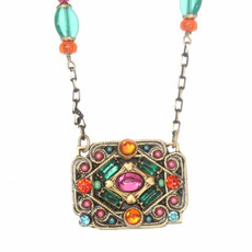 Michal Golan Collection Prismatic Necklace