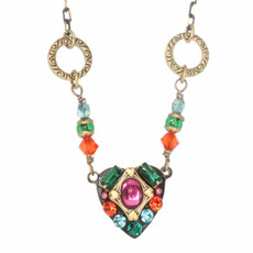 Michal Golan Designer Prismatics Necklace