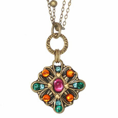 Michal Golan Collection Necklace Prismatic