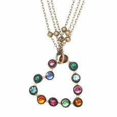Michal Golan Designer Necklaces Prismatic