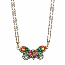 Michal Golan Designer Necklace Prismatic