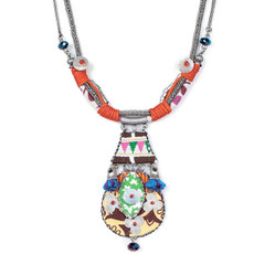 Mariachi Necklace From Ayala Bar Jewelry