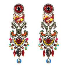Fire Dance Earrings By Ayala Bar Jewelry