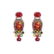 Fire Dance Earrings From Ayala Bar Jewelry