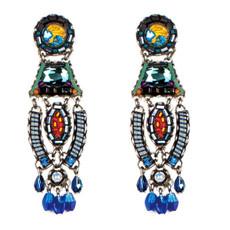 Jacaranda Earrings From Ayala Bar Jewelry