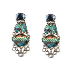 Ayala Bar Fall 2014 Earrings Batik