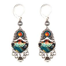 Ayala Bar Jewelry Batik Earrings