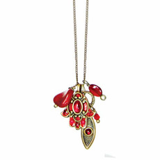 Hamsa Dangles Necklace By Michal Golan