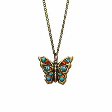 Golan Michal Jewellery Butterfly Necklace