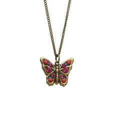 Butterfly necklace from Michal Golan Jewelry