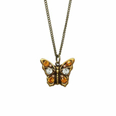 Golan Butterfly Necklace