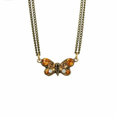 Butterfly necklace by Michal Golan Jewelry
