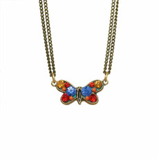 Michal Golan Butterfly Necklace