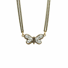 Michal Golan Necklace Butterfly