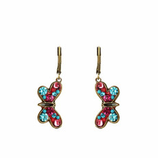 Michal Golan Jewelry Butterfly Earrings