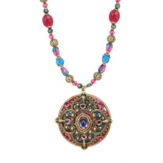 Horizon necklace from Michal Golan Jewelry