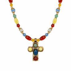 Michal Golan Cross Necklaces Terra