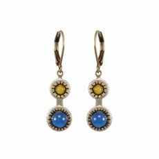 Michal Golan Terra Blue Earrings