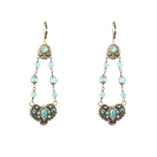 Blue Michal Golan Jewelry Atlantis Earring