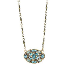 Atlantis Michal Golan Necklace Blue