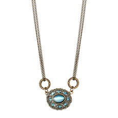 Atlantis Blue Michal Golan Necklace