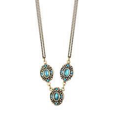 Blue Michal Golan Jewellery Atlantis Necklace